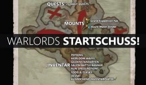 WOD – Startschuss!