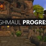 highmaul progress day1