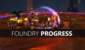 Progress News: Blackrock Foundry Heroic