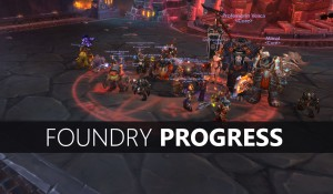 Progress News: 4/10 Flamebender