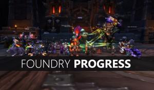 Progress News: 8/10 Iron Maidens