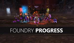 Progress News: 7/10 Operator Thogar