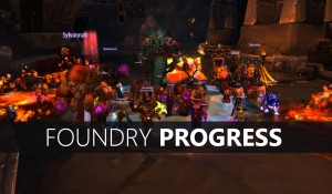 Progress News: 9/10 Blast Furnance