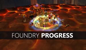 Progress News: 10/10 Blackhand